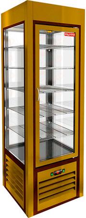 Вертикальная кондитерская витрина Hicold VRC 350 Sh PG