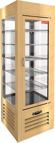 Вертикальная кондитерская витрина Hicold VRC 350 Sh Be