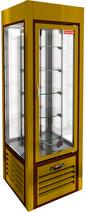 Вертикальная кондитерская витрина Hicold VRC 350 R Sh PG