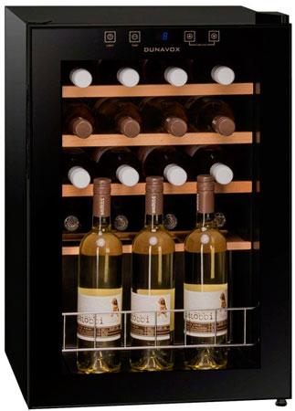 Холодильник для вина Dunavox DX-20.62KF