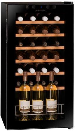 Холодильник для вина Dunavox DX-28.88KF