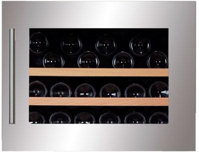 Встраиваемый холодильник для вина Dunavox DAB-28.65SS