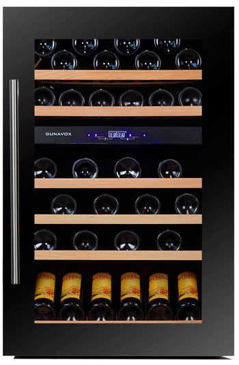 Холодильник для вина Dunavox DX-57.146DBK