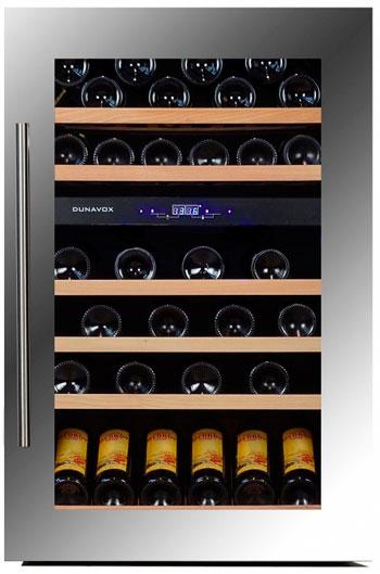 Холодильник для вина Dunavox DX-57.146DSK