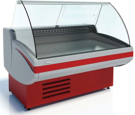 Холодильная среднетемпературная витрина Cryspi Gamma-2 1500