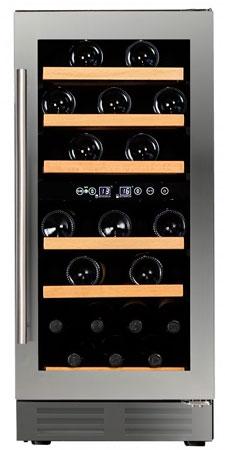 Холодильник для вина Dunavox DAU-32.81DSS
