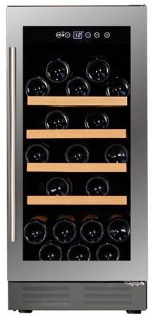 Холодильник для вина Dunavox DAU-32.81SS