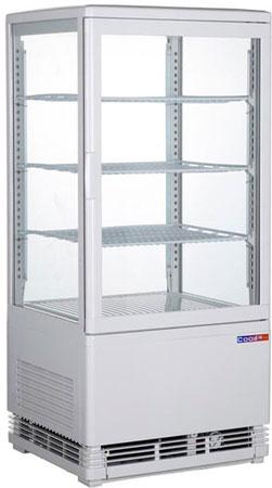 Настольная холодильная витрина Cooleq CW-85