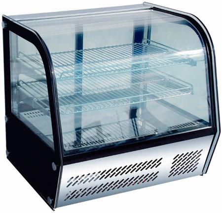 Настольная холодильная витрина Gastrorag HTR120