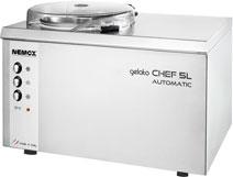 Фризер для мороженого Nemox Gelato Chef 5L Automatic
