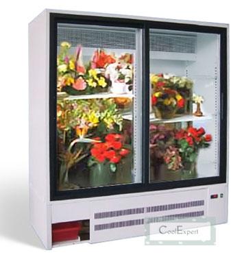 Холодильный шкаф для цветов или напитков Версия ШХ-1,2 статический