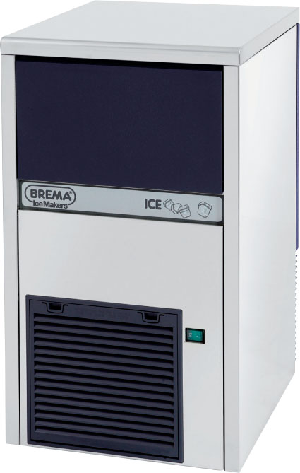 Льдогенератор кубикового льда Brema CB 249W