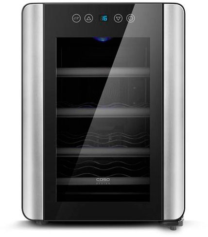 Винный холодильник Caso WineCase Red 12