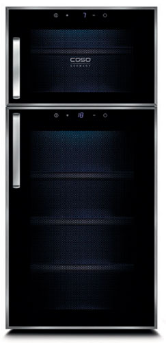 Винный холодильник Caso WineDuett Touch 21