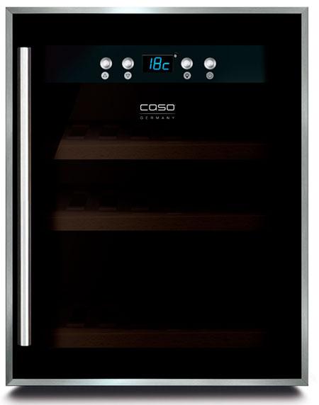 Винный холодильник Caso WineSafe 12 Black