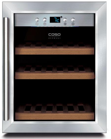 Винный холодильник Caso WineSafe 12 Classic
