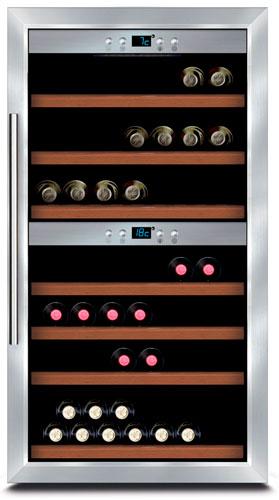 Винный холодильник Caso WineComfort 66