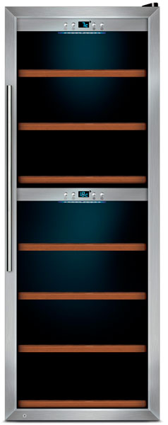 Винный холодильник Caso WineComfort 126