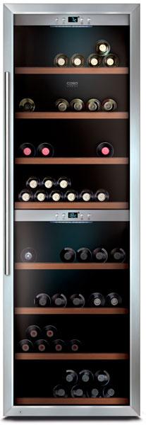 Винный холодильник Caso WineComfort 180