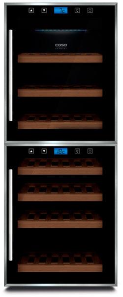 Винный холодильник Caso WineComfort Touch 38-2D
