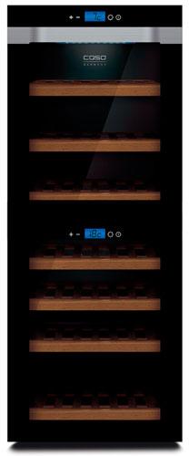 Винный холодильник Caso WineComfort Touch A one