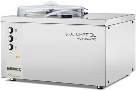Фризер для мороженого Nemox Gelato Chef 3L Automatic