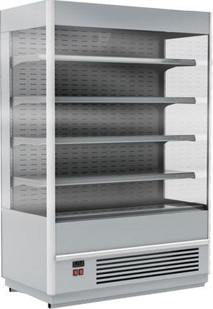 Пристенная холодильная витрина Carboma Cube 1930/710 ВХСп-1,3