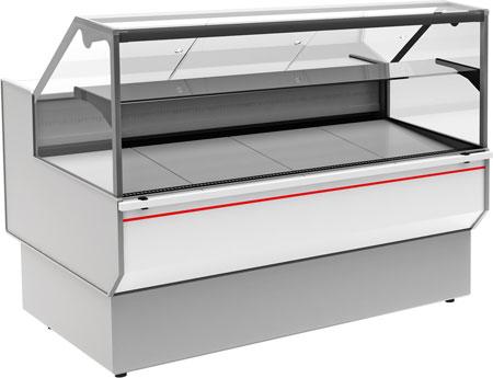 Холодильная витрина Carboma ВХС-1,2 GC95 (GC95 SM 1,2-1)
