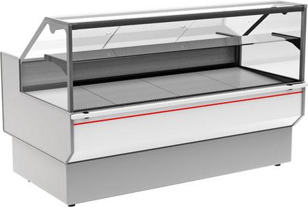 Холодильная витрина Carboma ВХСр-1,8 GC95 (GC95 SV 1,8-1)