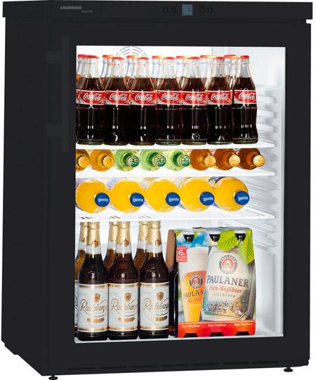 Холодильный шкаф Liebherr FKUv 1613 Black