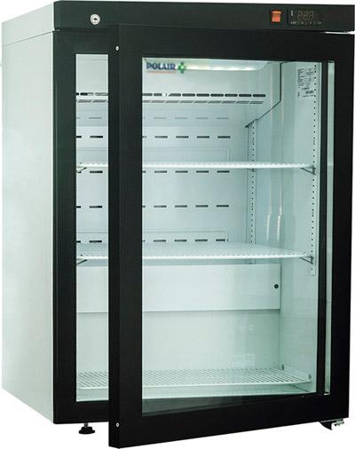 Медицинский холодильный шкаф Polair ШХФ-0,2 ДС