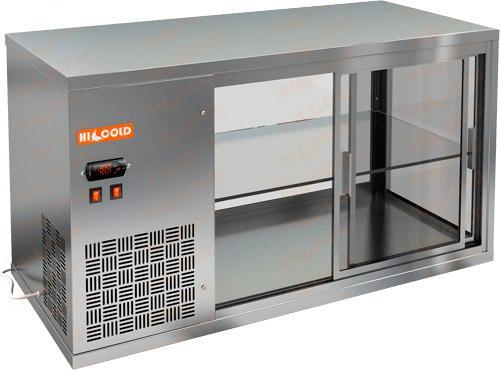 Настольная охлаждаемая витрина Hicold VRL 1100
