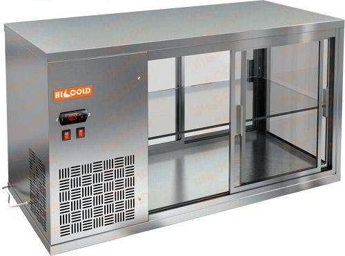 Настольная охлаждаемая витрина Hicold VRL T 1100