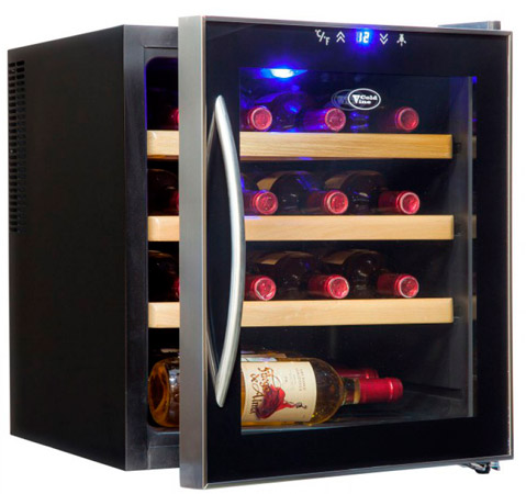 Винный холодильник Cold Vine C16-TBF1