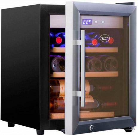 Винный холодильник Cold Vine C12-KSF1