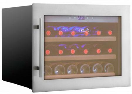 Встраиваемый винный холодильник Cold Vine C18-KSB1