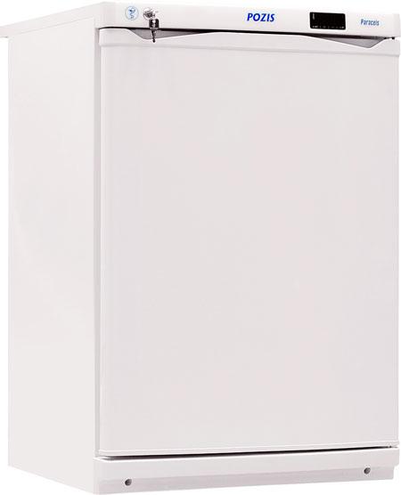 Фармацевтический холодильник Pozis ХФ-140 металлическая дверь