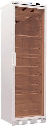 Фармацевтический холодильник Pozis ХФ-400-3 тонированное стекло