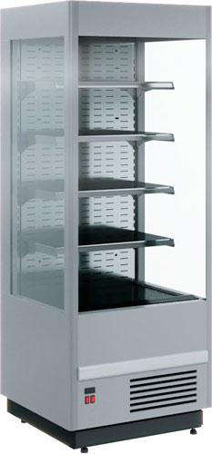 Холодильная горка Polair CUBE 520-07 M Plug-In