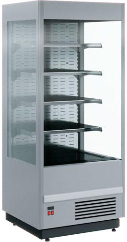 Холодильная горка Polair CUBE 980-07 M Plug-In