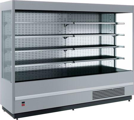 Холодильная горка Polair CUBE 2500-07 M Plug-In