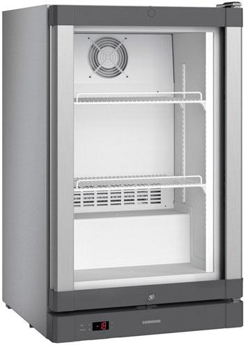 Морозильный шкаф с прозрачной дверцей Liebherr Fv 913