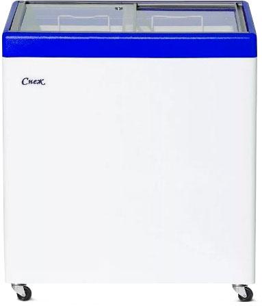 Морозильный ларь Снеж МЛП-250 синий