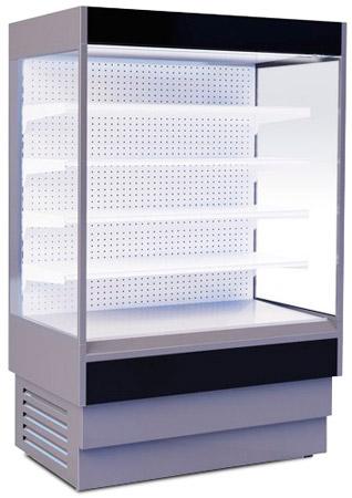 Пристенная холодильная горка Cryspi ALT N S 2550