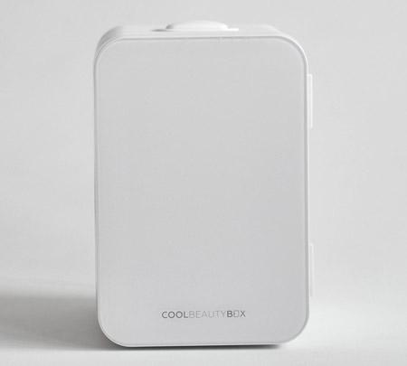 Холодильник для косметики CoolBeautyBox Comfy Box—White