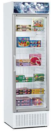 Вертикальный морозильный шкаф Liebherr UTSD 3702
