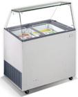 Витрина для продажи мягкого мороженого Crystal Venus 26 Vitrine