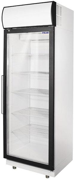 Морозильный шкаф Polair DP107-S
