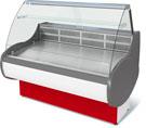Холодильная комбинируемая витрина для мяса и мясной продукции Марихолодмаш Таир ВХСн-0,30 (1,8)