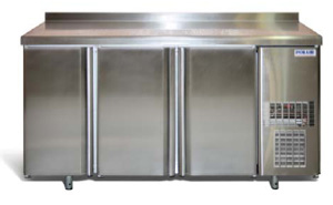 Холодильный стол Polair ТМ3/2GN-G